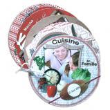 Mini-album « Cuisine en famille » en téléchargement