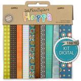 Mini-pack Papier « Happy » en téléchargement