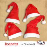 Bonnets rouges du Père Noël - Gratuit