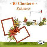 Pack Clusters « Saisons » en téléchargement