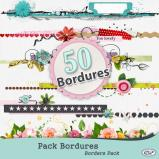 Pack of 50 borders