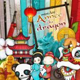 Mini-kit « Année du dragon » en téléchargement