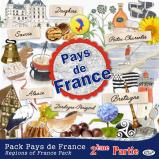 Pack « Pays de France deuxième partie » en téléchargement