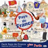Pack « Pays de France troisième partie » en téléchargement