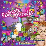 "Mini digital kit ""Festivals & Parades"" by download"