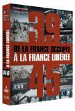 39 - 45 de la France occupée à la France libérée