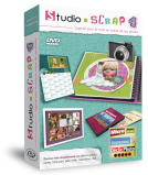 Studio-Scrap 4, Logiciel pour vos pages de scrapbooking et livres photo