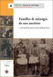 Familles & ménages de nos ancêtres