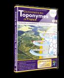 Dictionnaire des Toponymes de France en DVD