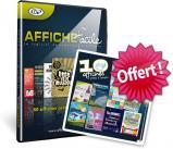Affiche facile en téléchargement (inclus Studio-Scrap) + Pack de 10 affiches offert