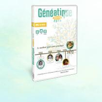 Choisissez Généatique 2016 pour votre généalogie