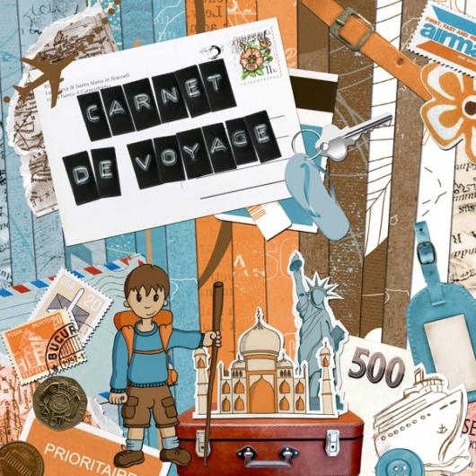 Kit « Carnet de voyage » - 00 - Présentation