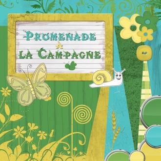 Kit « Promenade à la campagne » - 00 - Présentation