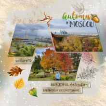 automne a moscou