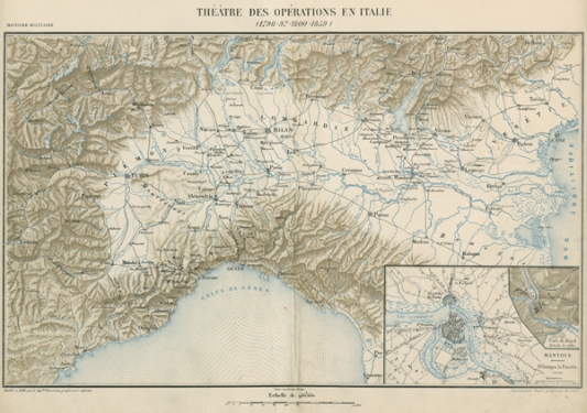 03-carte-militaire-Theatre-des-operations-en-Italie