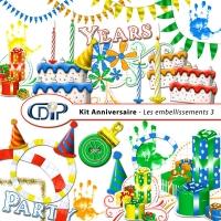 Kit « Anniversaire » - 04 - Les embellissements 3