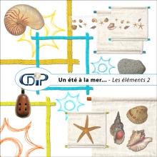 Kit « Un été à la mer… » - 03 - Les embellissements 2