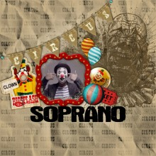 soprano clown