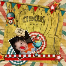 bille de clown