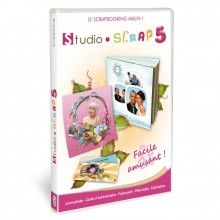 Studio-Scrap 5 en coffret