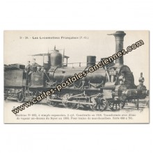 Invention Locomotive FF 0039 BUSC