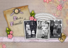 Little sweet notes kit family pictures v4