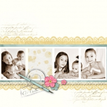 Little sweet notes kit sweet family v4