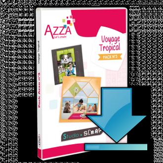 Pack-azza-voyage-tropical-boite-dvd-telec