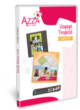 Pack-azza-voyage-tropical-boite-dvd