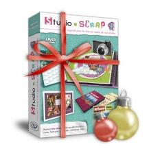 SS4 - 00 - Studio-Scrap 4 en coffret | offre de Noël