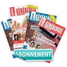 Généalogie magazine - Abn