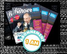 Magazine - Abonnement revue votre histoire - 1 an
