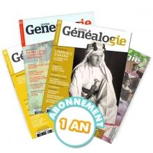 Vg - 00 - Abonnement « Votre Généalogie » par courrier