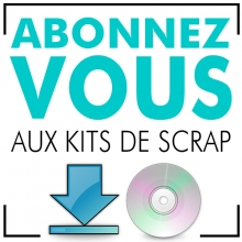 Abonnement kits Studio-Scrap