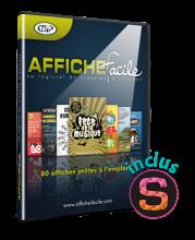 Affiche Facile + Studio-Scrap 8 Classic