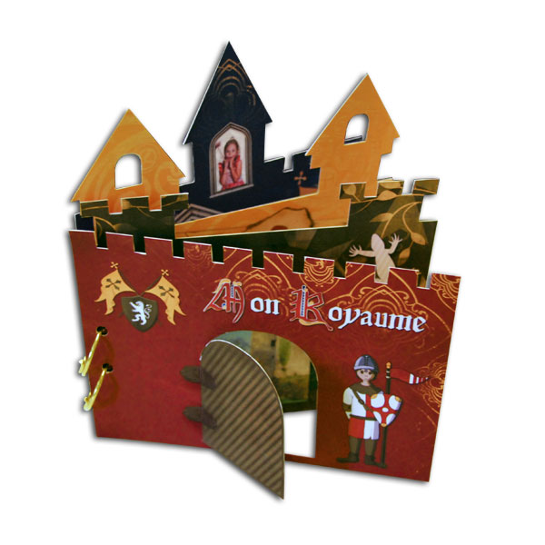 Mini-album « Mon royaume » - 00 - Présentation