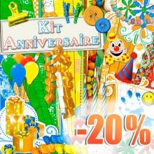 Kit « Anniversaire » - 00 - Présentation - 20 ans