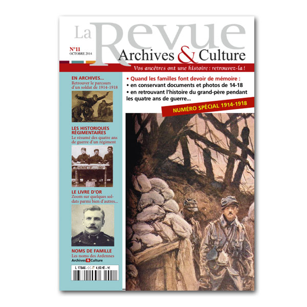 Archives et Culture n°11