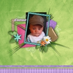 Baby-Scrap - 07 - Composition