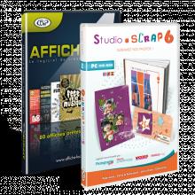 SS6- 01 - Studio-Scrap 6 + Affiche Facile - DVD