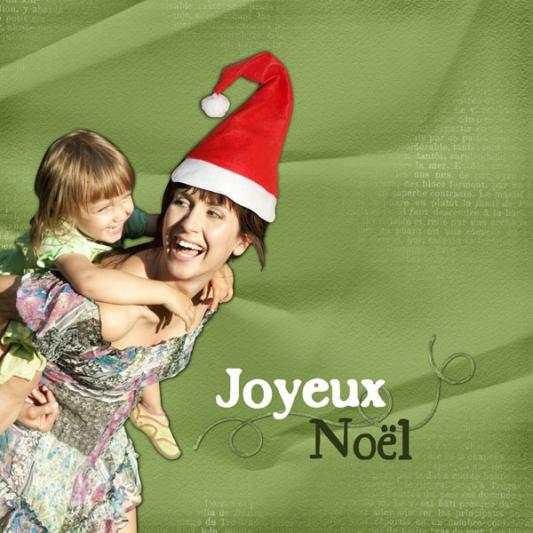 Bonnets du Père Noël - 02 - Composition