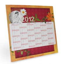 Complément « Calendrier 2012 » - 02 - Calendrier 3