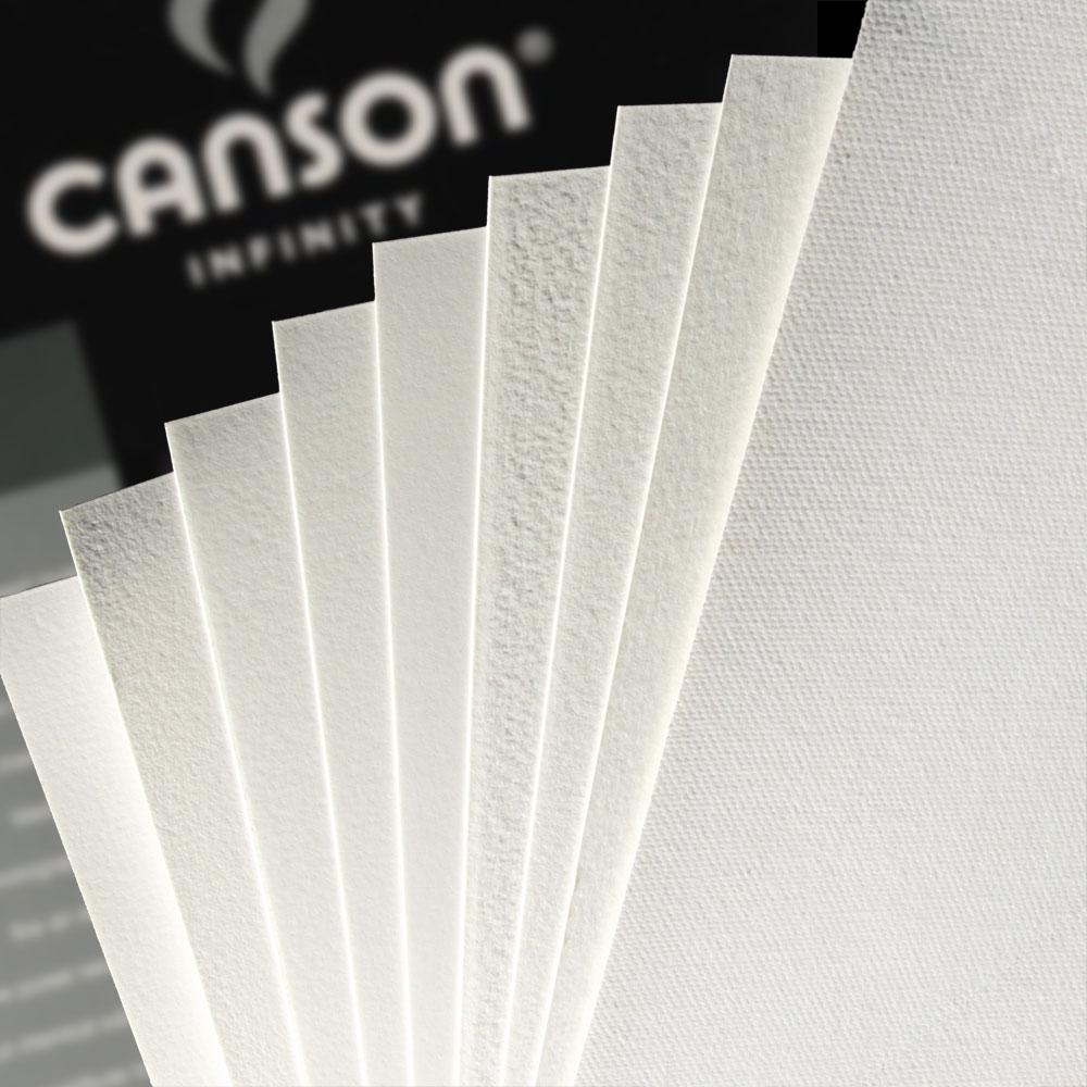 Papiers - 00 - Canson Discovery Pack Fine Art - Présentation