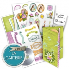 Carterie collection Souffle printanier  - 00 - Presentation