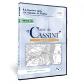 Cassini - 01 - Carte de Cassini en DVD