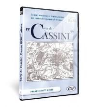 Cassini - 00 - Carte de Cassini en DVD