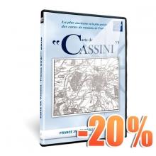 Cassini - 00 - Carte de Cassini en DVD - 20 ans