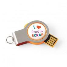 SS6- 02 - Studio-Scrap 6 - cle USB