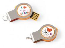 SS6- 02 - Studio-Scrap 6 - cle USB r/v