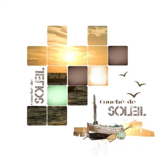 Kit « Vent d'ouest » - 21 - Composition
